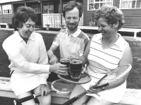 Court Opening Party - June 1985