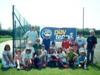 Play Tennis Event